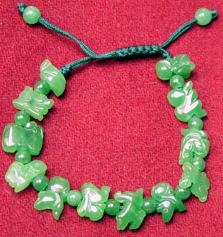 12 Chinese Zodiac Animals Bracelet