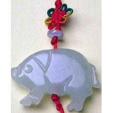 Pig Jade Charm New Year Package