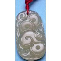 Rat Fine Jade Necklace