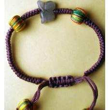 Monkey Jadeite Bracelet