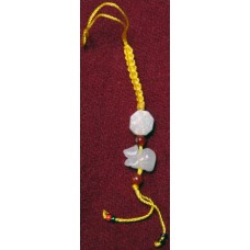 Rat Jadeite Phone Strap