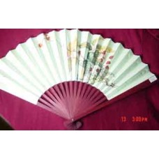 Your Chinese Name on a Chinese Hand Fan