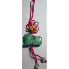 Jadeite Goat Charm