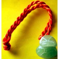 Money Bag Chinese jade Bracelet
