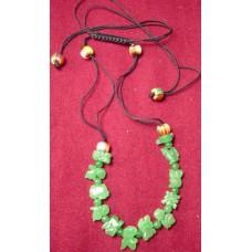 12 Zodiac Animal Jadeite Necklace